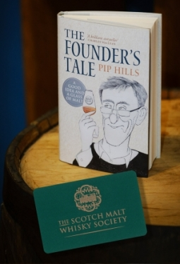 """NEW MEMBERSHIP WITH BOOK """"THE FOUNDER'S TALE"""""""