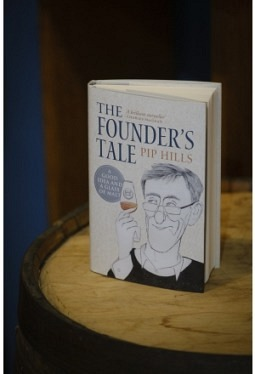 "BUCH ""THE FOUNDER'S TALE"""